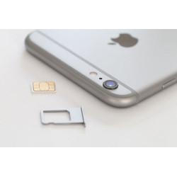 Atasco tarjeta SIM Iphone